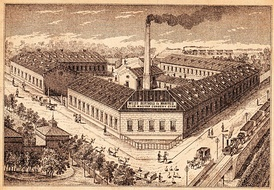 The Berthold and Manfred Weiss Canned Food Factory (1880)