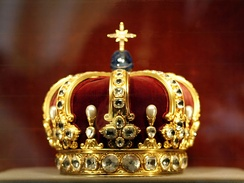 Prussian King's Crown (Hohenzollern Castle Collection)