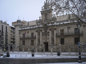 University of Valladolid's Law School