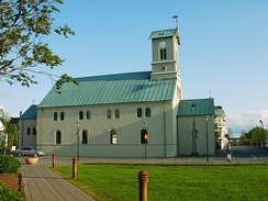 Reykjavik Cathedral, mother Church of the Evangelical Lutheran Church of Iceland