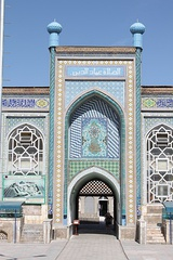 Mosque in Dushanbe