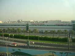 The Emirates Flight Catering centre, which was expanded in 2007, is capable of producing 115,000 meals per day.[169]