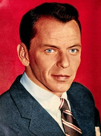 Frank Sinatra was the first two-time winner and three-time winner. He won in 1960, 1966 and 1967