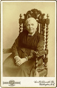 Harriet Jacobs was a former slave turned abolitionist who wrote the influential Incidents in the Life of a Slave Girl (1861).
