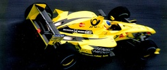 Mugen supplied Honda-derived engines to the Jordan Formula One team between 1998 and 2000.