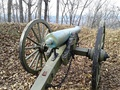 Kennesaw Mountain Battlefield Cannon