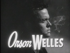 Orson Welles in The Lady from Shanghai (1947)
