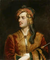 Lord Byron, English poet