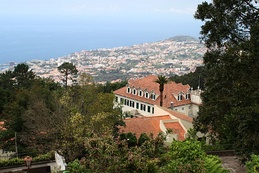 Funchal, the regional capital of the Autonomous Region of Madeira