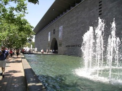 The National Gallery of Victoria is Australia's, and one of the world's, most visited art museums.