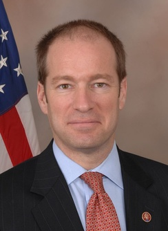 Peter Roskam, who was re-elected as the U.S. Representative for the 6th district