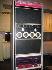 Example of the PDP-11 series