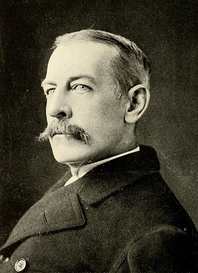 James Gordon Bennett, Jr., publisher of the New York Herald from 1866 to 1918.