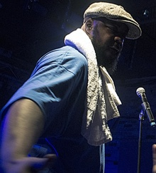 Sean Price at the Come Up Show 2013.jpg