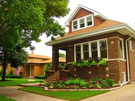 A 1925 Chicago bungalow