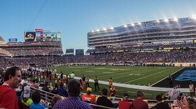 Levi's Stadium, site of the National Championship game