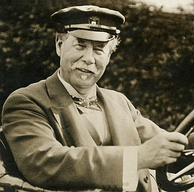 Photo of Lipton taken shortly before his death in 1931