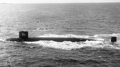 USS Thresher, the first high-speed SSN optimized for ASW