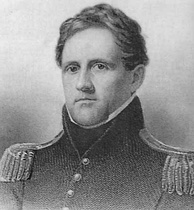 Lt Col Winfield Scott was instructed to take command of the American forces that captured Queenston Heights earlier in the day. Scott was later captured at the end of the battle.