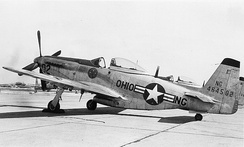 164th FS P-51H Mustang 44-64502
