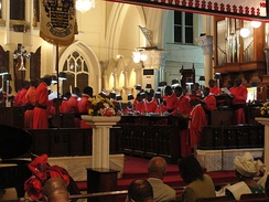 Christchurch Cathedral Choir, Lagos