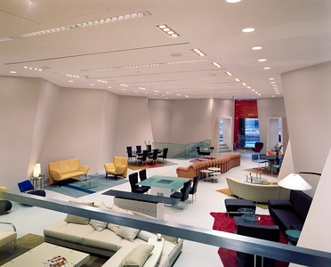 DDC (Domus Design Collection) Showroom at New York City – Main Showroom