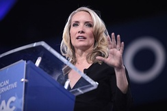 Perino speaking at the 2016 Conservative Political Action Conference in Washington, D.C.