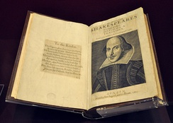 The First Folio (Victoria and Albert Museum, London)
