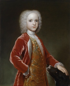 George Bubb at a young age