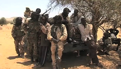 Government Militia in Darfur