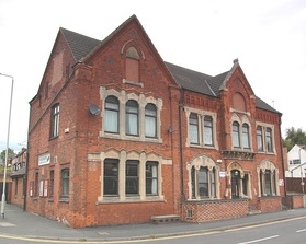 Hugglescote Working Men's Club, North West Leicestershire