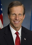 John Thune, official portrait, 111th Congress (cropped1).jpg