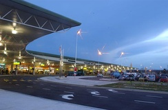 KLIA LCCT, which housed the AirAsia head office until the opening of RedQuarters