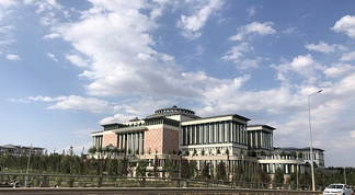 Presidential Library is the largest library in Turkey, with a collection of over four million books.