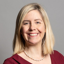 Andrea Jenkyns has been Member of Parliament for Morley and Outwood since 2015.