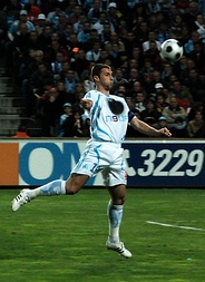 Lorik Cana is Albania's most capped player of all time. He captained the French Olympique de Marseille as well as the team.