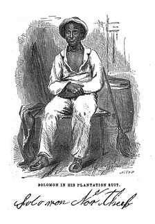Solomon Northup from Twelve Years a Slave