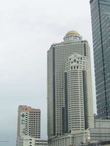 State Tower in Bangkok, Thailand