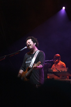 Steve Lukather and Greg Phillinganes, in Trondheim, Norway, August 4, 2007