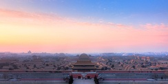 As the last of the Four Great Ancient Capitals of China, Beijing has served as the political center of China for most of the past eight centuries.