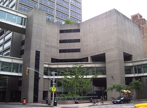 The West Building of Hunter College