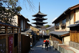 Kyoto was the Imperial capital of Japan for more than one thousand years.