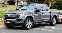 F-150 XLT SuperCrew