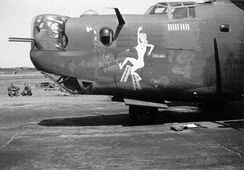 B-24H of the 34th Bomb Group[note 1]