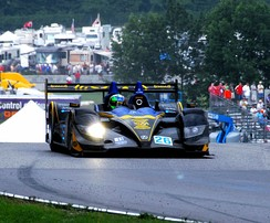 Andretti Green Racing's Acura ARX-01a at Road America.