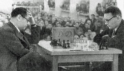 Capablanca vs. Botvinnik in 1936