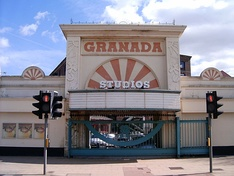 Entrance to Granada Studios Tour