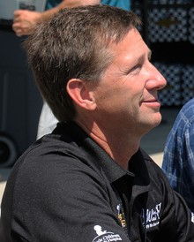 John Andretti at Carb Day 2015 - Stierch.jpg