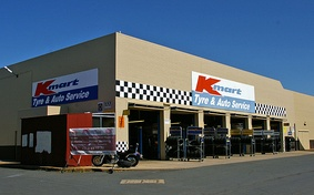 Former Kmart Tyre & Auto Service located in Wagga Wagga, New South Wales