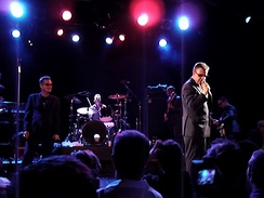 Madness on stage in 2005